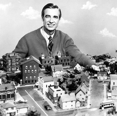 Tv Needs More Shows Like Mr Rogers Neighborhood The Seinfeld Of Children S Tv Idea Of The Day A New Idea Each Day Some Don T Suck